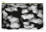 Abstract Monochome 159 Carry-all Pouch