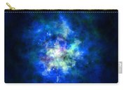 Abstract Stars Nebula Carry-all Pouch
