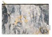 Abstract Texture Old Plaster Carry-all Pouch