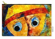 Abstraction 3203 Carry-all Pouch