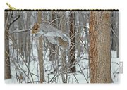 Acrobat Of The Forest Carry-all Pouch