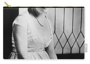 Actress Mabel Normand Carry-all Pouch