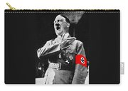 Adolf Hitler Arm Over Chest Circa 1934 Carry-all Pouch