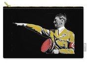 Adolf Hitler Saluting  Circa 1933-2012  Carry-all Pouch