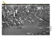 Aerial View Of Lower Manhattan Carry-all Pouch