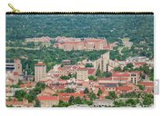 Aerial View Of The Beautiful University Of Colorado Boulder Carry-all Pouch