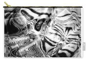 Africa Carry-all Pouch by Visual Artist Frank Bonilla