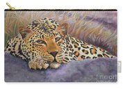 African Leopard Carry-all Pouch