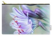 Agapanthus. Carry-all Pouch