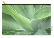 Agave Attenuata Abstract Carry-all Pouch