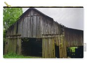 Aged Wood Barn Series Carry-all Pouch
