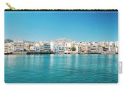 Agios Nikolaos Panorama Carry-all Pouch