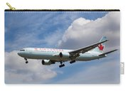 Air Canada Boeing 767 Carry-all Pouch