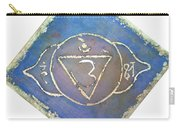 Ajna - Third Eye Chakra  Carry-all Pouch