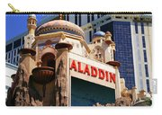 Aladdin Hotel Casino Carry-all Pouch