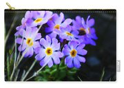 Alaskan Wild Flowers Carry-all Pouch