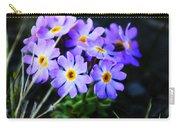 Alaskan Wild Flowers Carry-all Pouch
