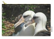 Albatross Lovers Carry-all Pouch
