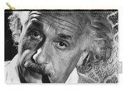 Albert Einstein (1879-1955) Carry-all Pouch
