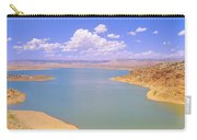 Albiquiu Reservoir, Route 84, New Mexico Carry-all Pouch