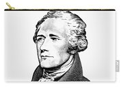 Alexander Hamilton - Founding Father Graphic  Carry-all Pouch
