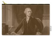 Alexander Hamilton - Two Carry-all Pouch