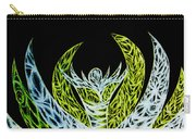 Alien Flower Carry-all Pouch