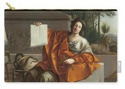 Allegory Of Geometry Carry-all Pouch