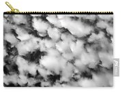 Alltocumulus Cloud Patterns Carry-all Pouch