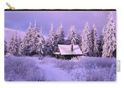Alpine Hideaway Carry-all Pouch