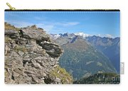 Alps Mountain Landscape  Carry-all Pouch