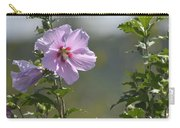 Althea Rose Of Sharon Hibiscus Bloom Carry-all Pouch