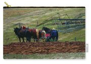 Amish Farming Carry-all Pouch