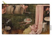 An Allegory Of Intemperance Carry-all Pouch