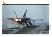 An Fa-18 Hornet Launches Carry-all Pouch