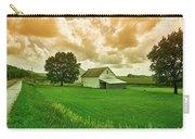 An Iowa Farm Carry-all Pouch