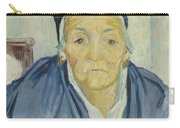 An Old Woman Of Arles Arles, February 1888 Vincent Van Gogh 1853 - 1890 Carry-all Pouch