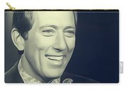 Andy Williams, Singer Carry-all Pouch