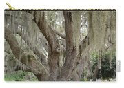 Angel Oak With Spanish Moss 2 Carry-all Pouch