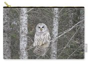 Angel Owl Carry-all Pouch