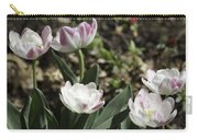 Angelique Peony Tulips Carry-all Pouch