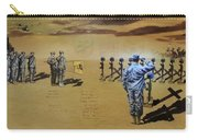 Angels Of The Sand Carry-all Pouch