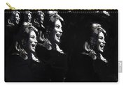 Angie Dickinson Young Billy Young Many Angies Old Tucson Arizona 1968-2013 Carry-all Pouch