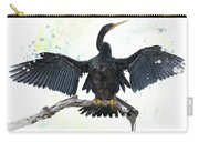 Anhinga Bird Carry-all Pouch
