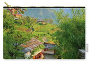 Annapurna Village Carry-all Pouch