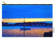 Annisquam Winter Twilight II Carry-all Pouch