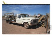 Antique Ford Truck Carry-all Pouch