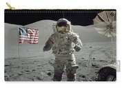 Apollo 17 Astronaut Stands Carry-all Pouch