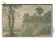 Apollo Pursuing Daphne Carry-all Pouch