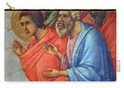 Appearance Of Christ To The Apostles Fragment 1311  Carry-all Pouch